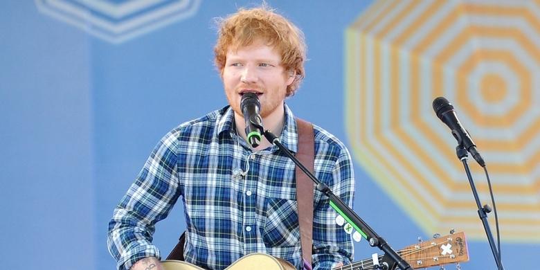 Ed Sheeran wystąpi w serialu The Simpsons