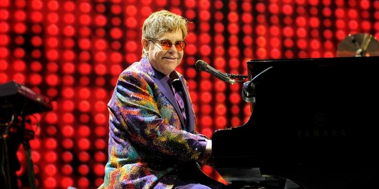 Elton John uczcił 20-lecie musicalu Król Lew