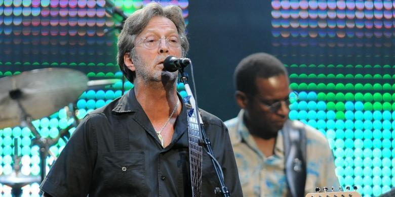 Eric Clapton traci słuch. Co dalej z jego karierą?