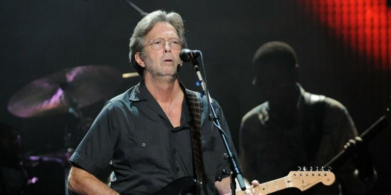 Eric Clapton wystąpi na British Summer Time 2018