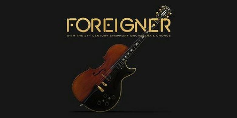 Foreigner wyda płytę nagraną z orkiestrą symfoniczną