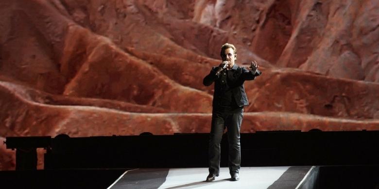 Jak powstała nowa płyta U2?