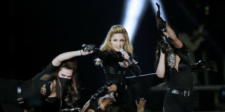 Madonna chce wydać kolejną płytę