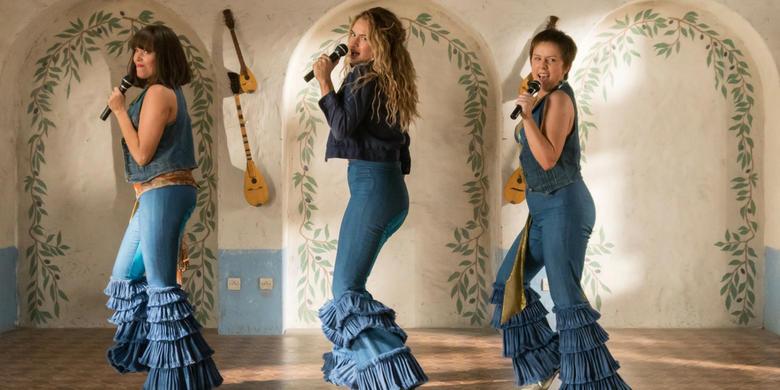 'Mamma Mia! Here We Go Again' najchętniej kupowaną płytą na Wyspach