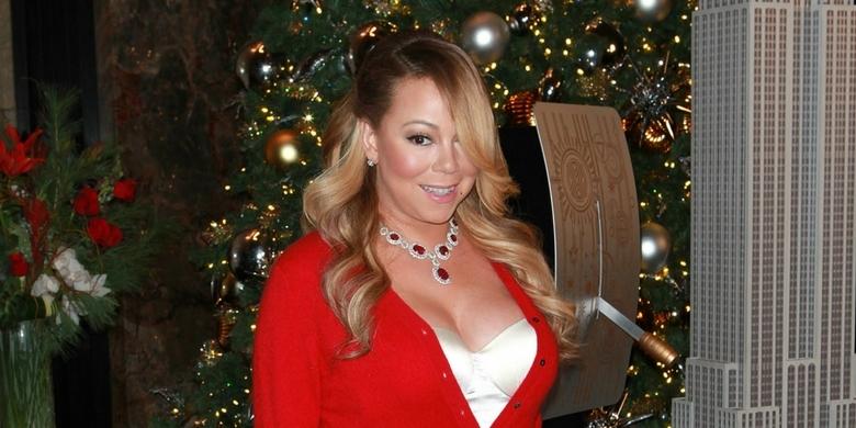 Mariah Carey prezentuje nowy świąteczny teledysk