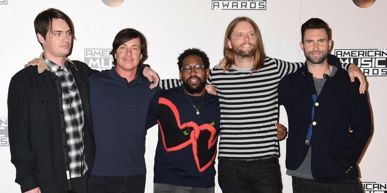 Maroon 5 zapowiada nową płytę. Znamy szczegóły