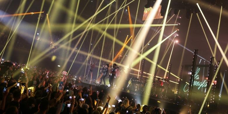 Najbardziej dochodowe trasy koncertowe 2017 roku