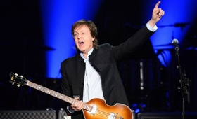 Paul McCartney i Bruce Springsteen wystąpili w Madison Square Garden