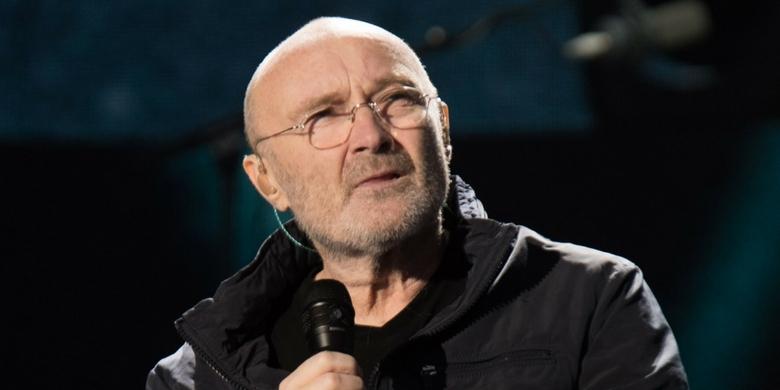 Phil Collins i jego przepis na udane rozpoczęcie Nowego Roku