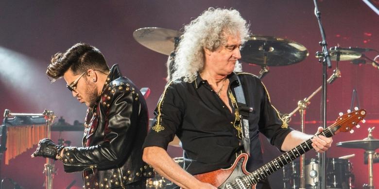 Queen & Adam Lambert ogłaszają europejską trasę koncertową