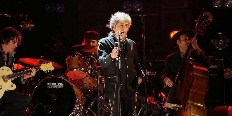 Rękopis Like a Rolling Stone Boba Dylana trafił na aukcję