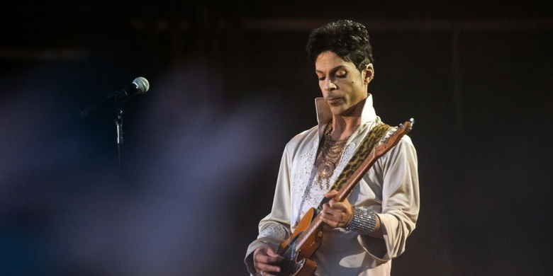 Rękopisy Prince'a trafią na aukcję
