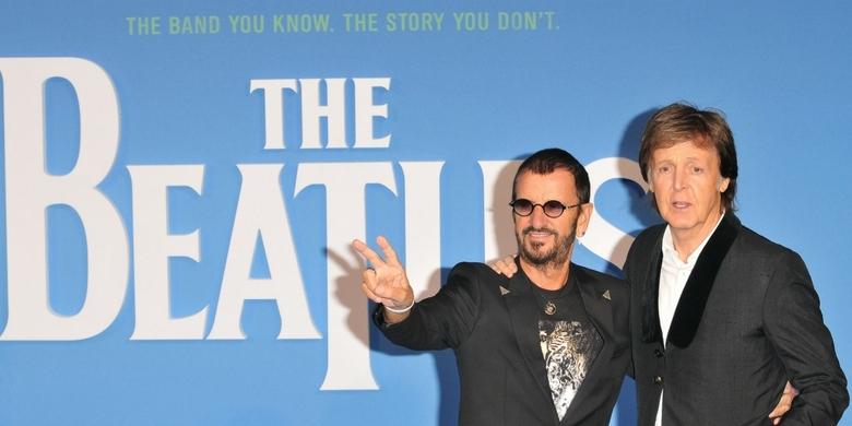 Ringo Starr i Barry Gibb otrzymali tytuły szlacheckie