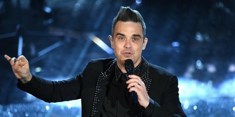 Robbie Williams: Jestem bardziej introwertyczny