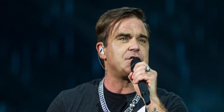 Robbie Williams nie będzie już śpiewał Angels na koncertach?