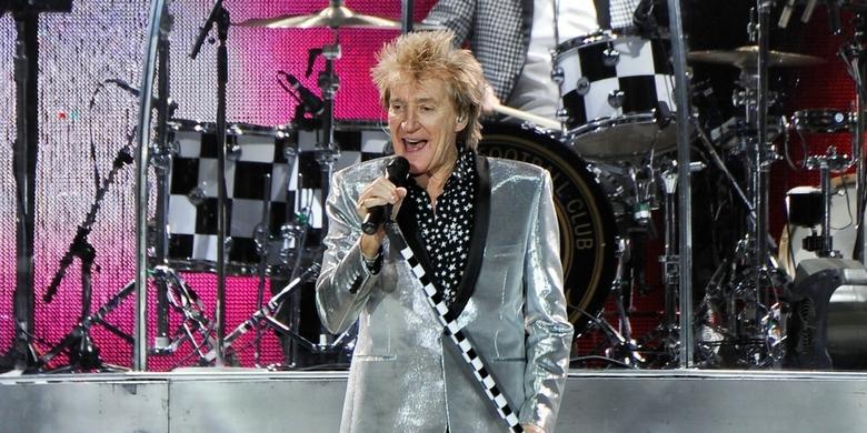 Rod Stewart i Cyndi Lauper we wspólnej trasie koncertowej