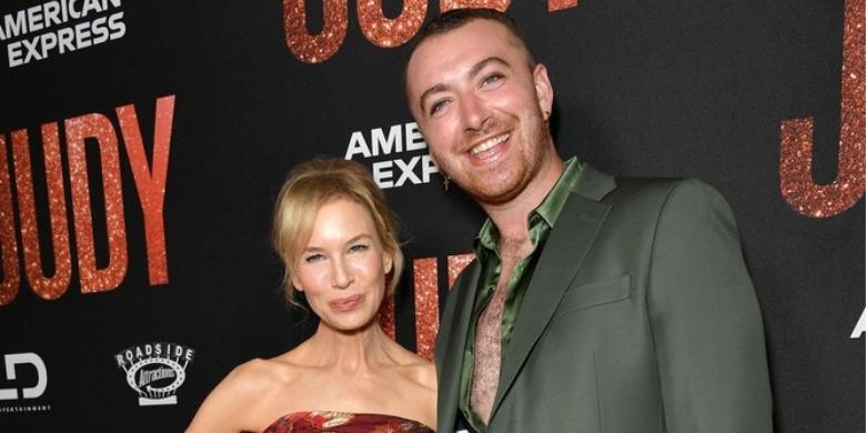 Sam Smith i Renée Zellweger