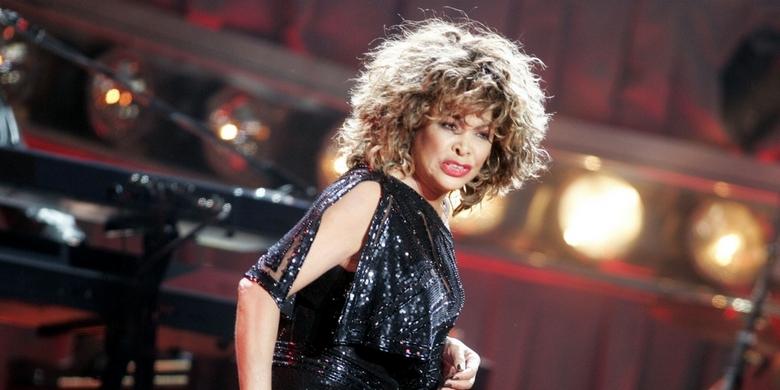 Tina Turner pracuje nad drugim tomem autobiografii