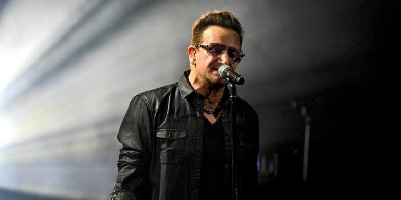 U2 zapowiada trasę koncertową