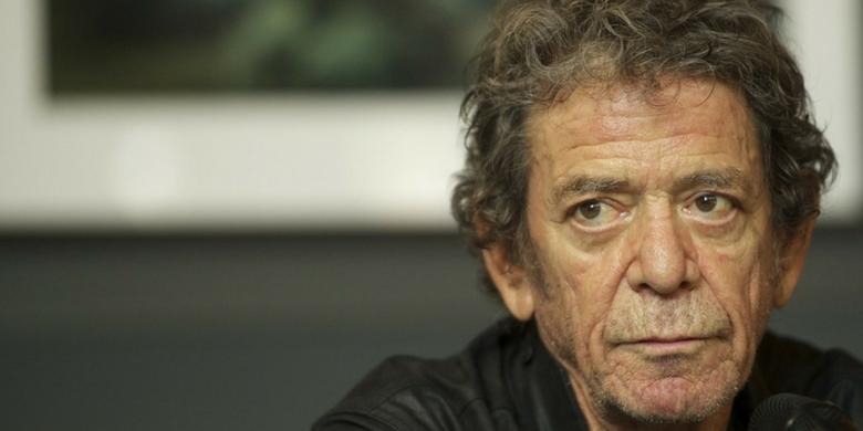 Zbiór wierszy Lou Reeda wkrótce w sprzedaży