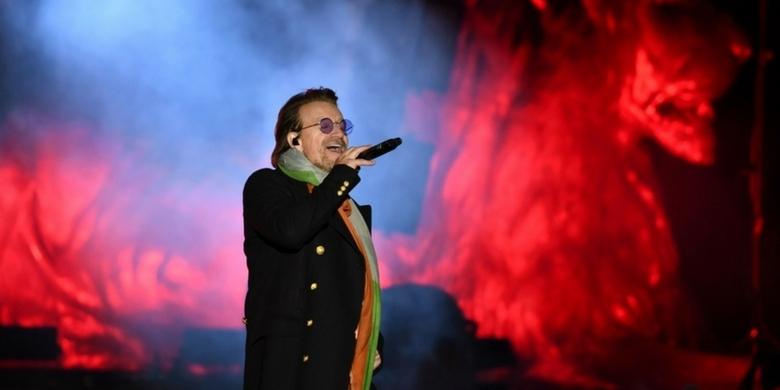 Zespół U2 wyda trzy albumy na winylu