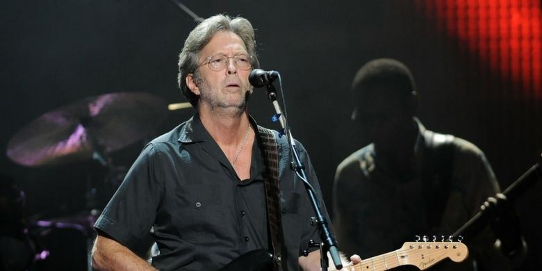 Zobacz trailer filmu o Ericu Claptonie